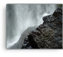 Zillie Falls Too Canvas Print