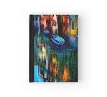 Which Is The City, Which The Shadow Hardcover Journal