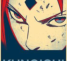 Sakura Haruno Kunoichi Poster by 121sasusaku