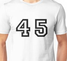 Forty Five Unisex T-Shirt
