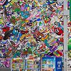 Adidas wall in Tokyo by Andrew & Mariya  Rovenko