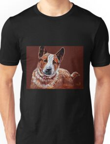 Murphy, The Cow Dog Unisex T-Shirt