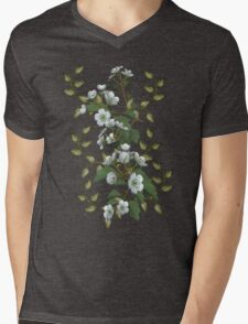 Spring Flowers Mens V-Neck T-Shirt