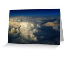 Fairytale Skies Five Greeting Card