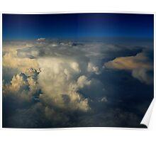 Fairytale Skies Five Poster