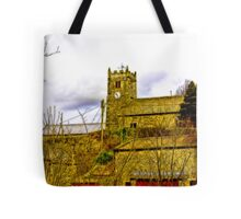 Muker Church Tote Bag