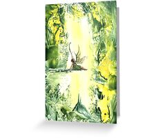 Fairy of the Valley Greeting Card