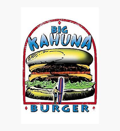 Classic Big Kahuna Burger Photographic Print