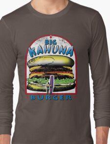 Classic Big Kahuna Burger Long Sleeve T-Shirt