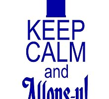 Keep calm and allons-y! by AnnaFerro