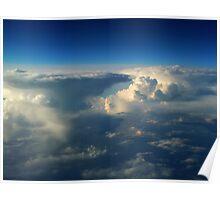 Fairytale Skies Twelve Poster