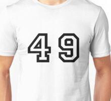 Forty Nine Unisex T-Shirt