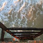 Rusty Rungs - Old Bundegi Jetty, Exmouth WA Australia by cookieshotz