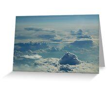 Fairytale Skies Eighteen Greeting Card