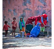 Source - Rajasthan Photographic Print