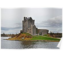 Dunguaire Castle, Kinvara, Co. Galway . Poster