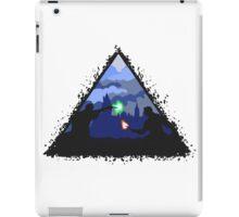 deathly hallows  iPad Case/Skin