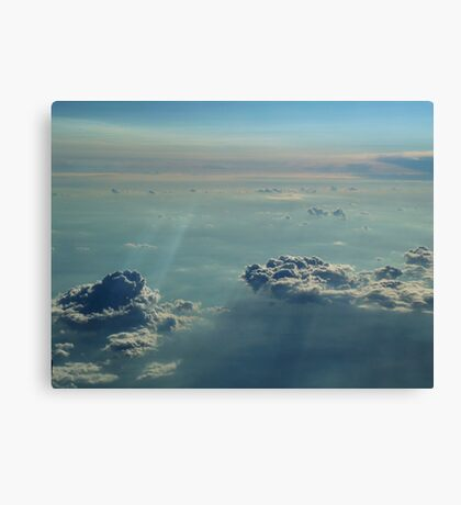 Fairytale Skies Nineteen Canvas Print