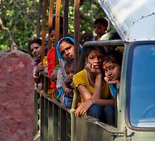 Patience - Rathambore by Andrew To