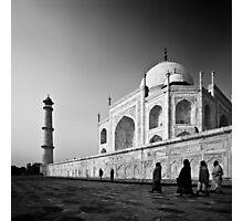 Roaming - Taj Mahal Photographic Print