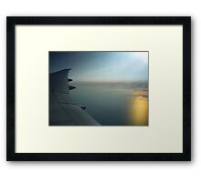 Wings Two Framed Print