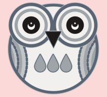 Snowy Owl Kids Clothes