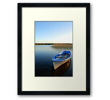 Lake Derragh, Ireland II Framed Print