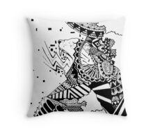 Puma Dream Throw Pillow