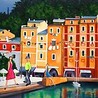 PORTOFINO by artistcain