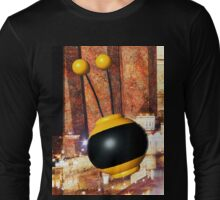 Sputnik Over Moscow Long Sleeve T-Shirt