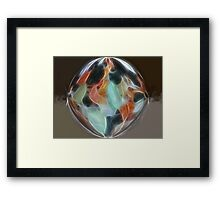 Inclusions Framed Print