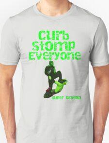 Super Dragon - Curb Stomp Everyone T-Shirt