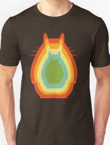 Totoro retro colors 2 T-Shirt