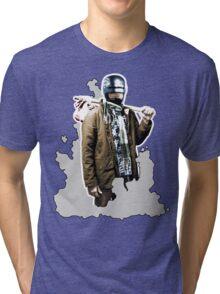 Hobocop Tri-blend T-Shirt