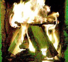 wood burning by ednaelliott
