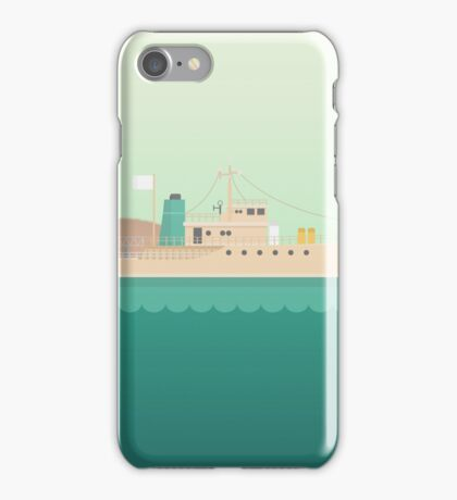 The Life Aquatic with Steve Zissou Poster Print iPhone Case/Skin