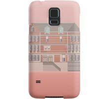 The Royal Tenenbaums Minimal Poster Print Samsung Galaxy Case/Skin