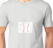 BASEBALL IS LIFE! Unisex T-Shirt