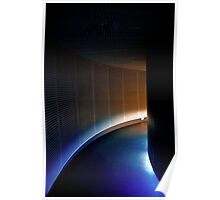 Core Corridor Poster