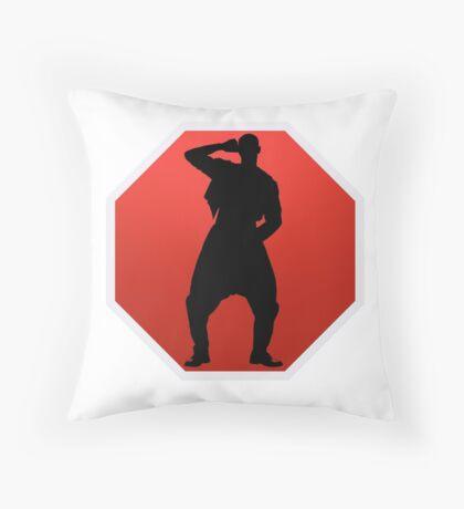 Stop! Hammer Time! Throw Pillow