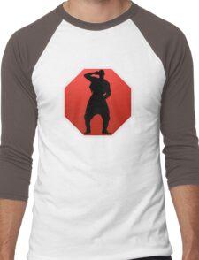 Stop! Hammer Time! Men's Baseball ¾ T-Shirt