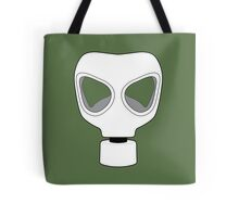 ZOMBIE APOCALYPSE GASMARK by Zombie Ghetto Tote Bag
