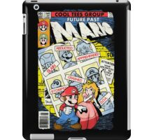 Future Past Mario (FULL COVER) iPad Case/Skin