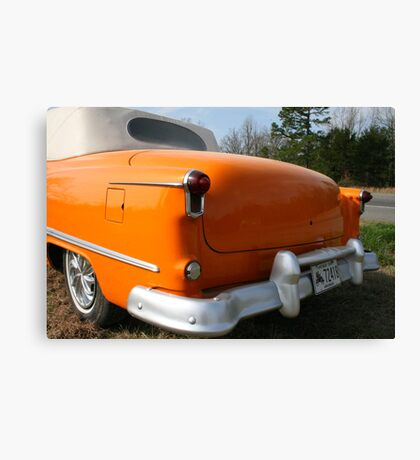 1954 Oldsmobile Convertible Canvas Print