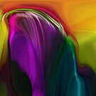 My rainbowhill is rising in sunshine by Lemarly