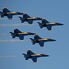 San Francisco, CA: Blue Angels by tpfmiller