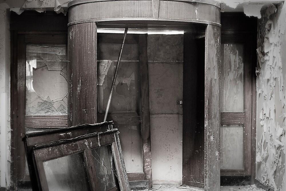Ye Shall Enter No More by Kelvin Hughes