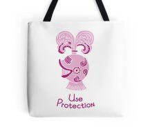 Use Protection Tote Bag