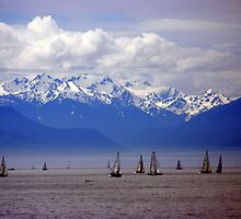 Swiftsure Race by JD McKenna