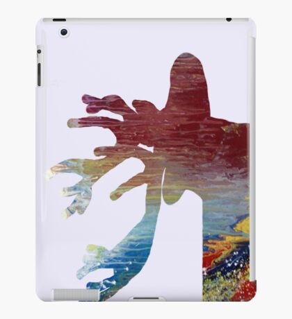 Deer silhouette iPad Case/Skin